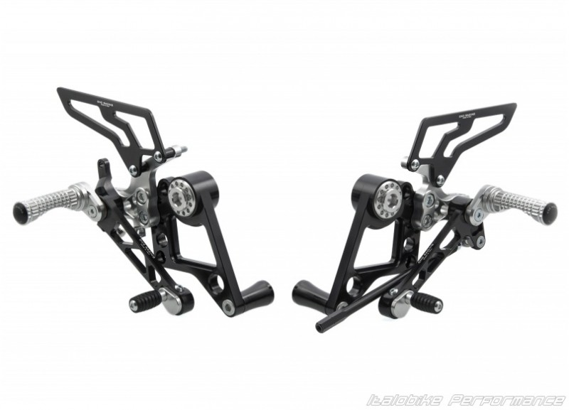 Ducati Performance Rearsets Streetfighter