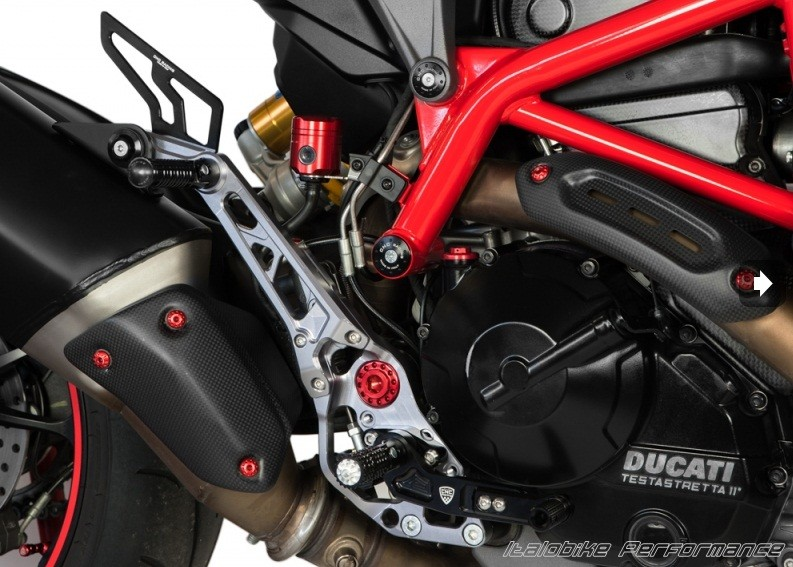 Ducati Hypermotard  Sp Performance Parts