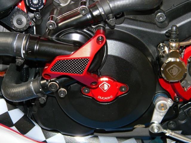Ducabike Wasserpumpenschutz F 252 R Ducati Diavel Monster