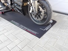 CNC Racing - Italobike Edition Garagenmatte / Teppich