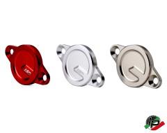 AEM Factory Inspektionsdeckel für viele Ducati