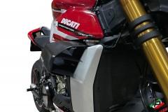 CNC Racing Carbon GP Winglets Ducati Streetfighter V4