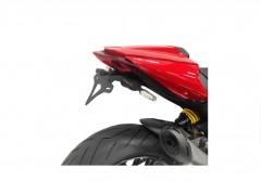 Evotech Performance Kennzeichenhalter Ducati Monster 937